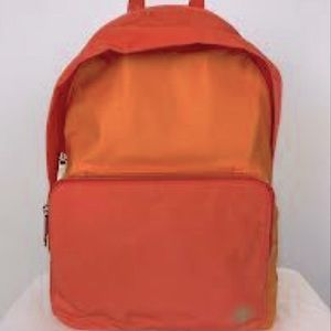 NWT Lululemon Everywhere Backpack orange&coral 17L